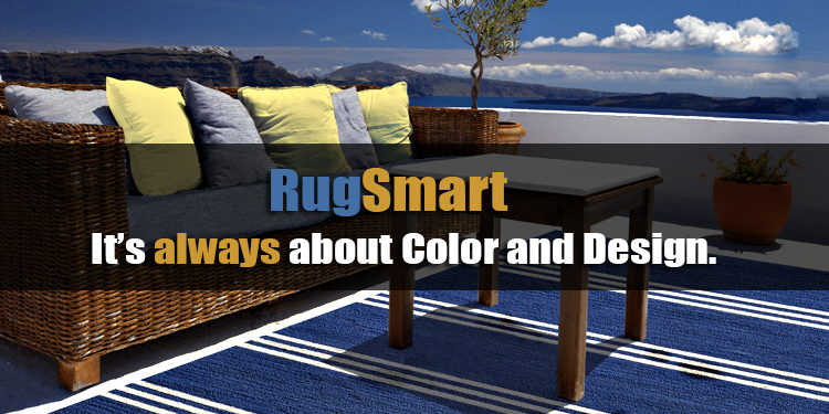 RugSmart - It's always about Color and Design.