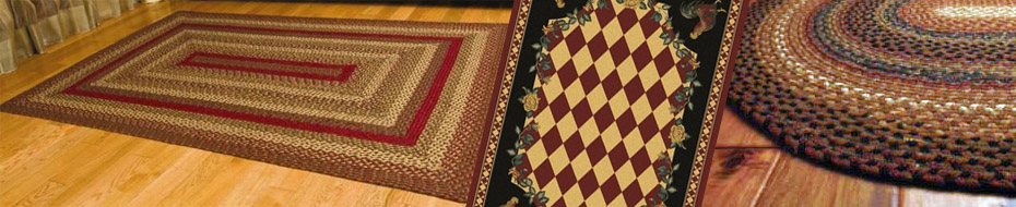 Braided Country Area Rugs RugSmart