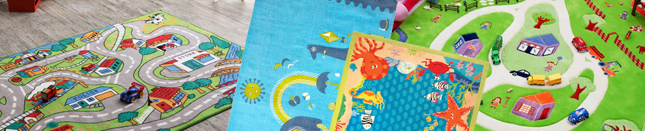 Children And Kids Area Rugs