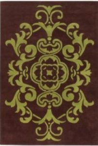 Contemporary Area Rugs RugSmart ven6003