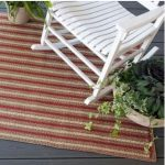 Indoor Outdoor Braided Area Rug