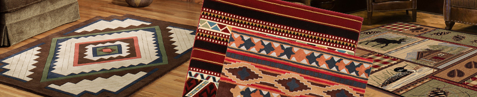 Southwestern Lodge Rugs