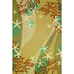 Home Comfort Rugs Homefires PP-RP004