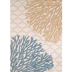 United Weavers Of America - Modern Textures Coral Reef  Harvest
