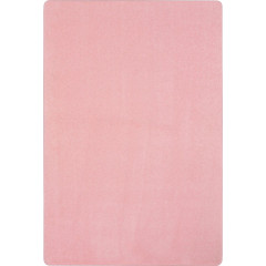Joy Carpet - Just Kidding Kid Essentials - Misc Sold Color Area Rugs Pale Pink
