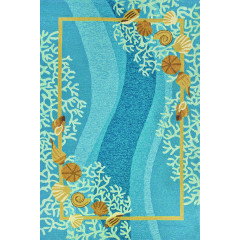 Home Comfort Rugs Homefires PP-RP005
