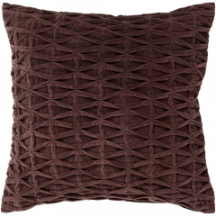 Chandra Pillows CUS-28005 Brown