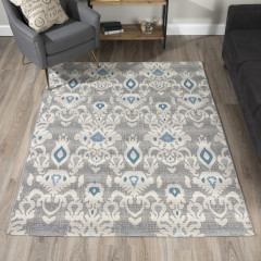 Dalyn Rugs St Croix SX4SI Silver