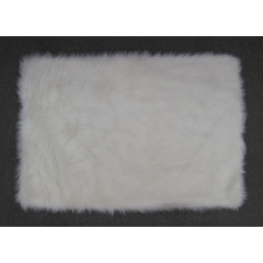 Fun Rugs - Flokati Flk-008 White