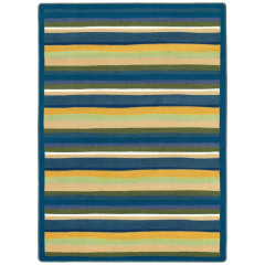 Joy Carpet - Yipes Stripes Kid Essentials - Active Play & Juvenile Bold