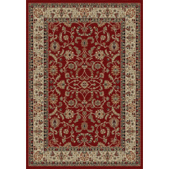 Mayberry Rugs Home Town HT7910 Classic Keshan Claret