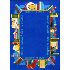 Joy Carpet - Read To Succeed Kid Essentials - Language & Literacy Multi