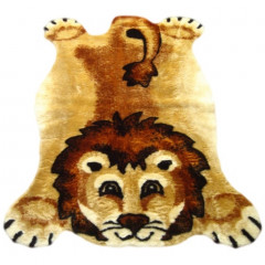 Walk On Me - Lion Playmat Brown