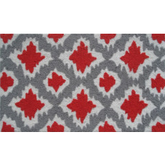 The Rug Market Ethnic Pa0046 Red Grey White