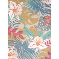 United Weavers Of America - Regional Conecepts Flower Jungle Tropical