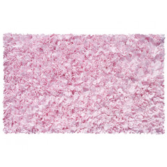 The Rug Market Shaggy 02206A Pink
