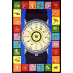 Joy Carpet - Signs Of The Time Kid Essentials - Music & Special Needs Multi