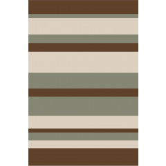 RugSmart Exclusive- Scenic View 36211 Khaki