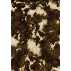 Colorado Carpets - Casual Cowhide Rustic Home Roan