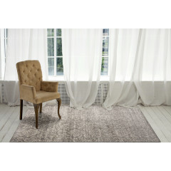 Dynamic Rugs MYSTERIO MS1217900 Silver