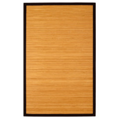 Anji Mountain - Bamboo Contemporary Amb0036 Natural