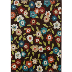 Mayberry Lifestyle Daisy Field(LS5204) Chocolate