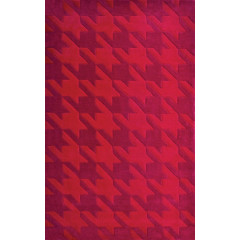 The Rug Market Red Hound 72556D Red Red
