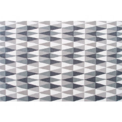 The Rug Market SMALL 49027D Grey
