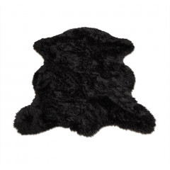 Walk On Me - Classic Bear - Faux Fur Black