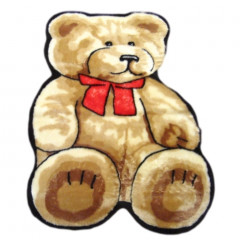 Walk On Me - Classic Teddy Bear Playmat Brown