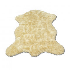 Walk On Me - Classic Sheepskin - Faux Fur Ivory