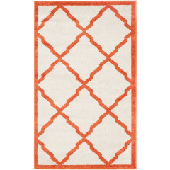 Safavieh - Amherst AMT421F Beige-Orange