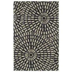 Kaleen Rugs Restoration Collection RES01-75 Grey