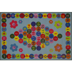 Fun Rugs - Fun Time Ft-97 Multi-Color