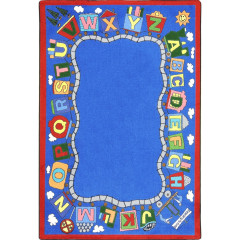 Joy Carpet - Reading Train Kid Essentials - Language & Literacy Multi