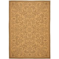 Safavieh - Courtyard CY6634 Natural-Gold