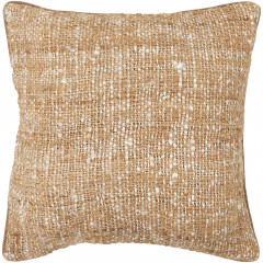 Chandra Pillows CUS-28017 White/Natural