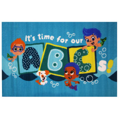 Fun Rugs - Bubble Guppies Bg-42 Multi-Color