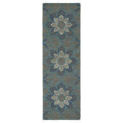 Kaleen Rugs McAlester Collection MCA07-17 Blue