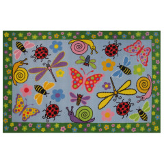 Fun Rugs - Fun Time Ft-119 Multi-Color
