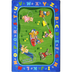 Joy Carpet - Teddy Bear Playground Kid Essentials - Early Childhood Multi