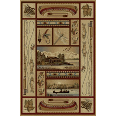 American Cover Design - Wilderness-757 Tans & Ivories