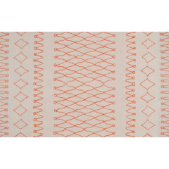 The Rug Market Tribal 25556D Cream Orange