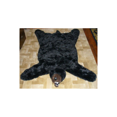 Ga Rugs Sales - Kids Black-Bear