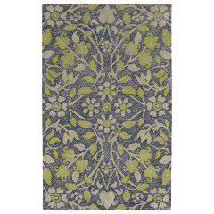 Kaleen Rugs Weathered Collection WTR04-22 Navy