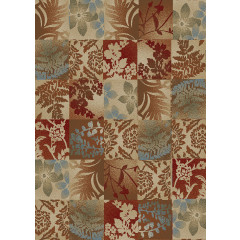 Mayberry Timeless Flowers Squared(TL3632) Multi