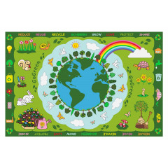Fun Rugs - Fun Time Ft-101 Multi-Color