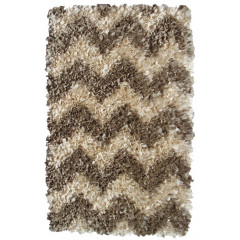 The Rug Market Shaggy 02284B Natural