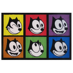 Fun Rugs - Felix The Cat Fel-24 Multi-Color