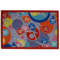 Fun Rugs - Tootsie Roll Tr-02 Multi-Color